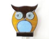 Owl Nightlight Stained Glass