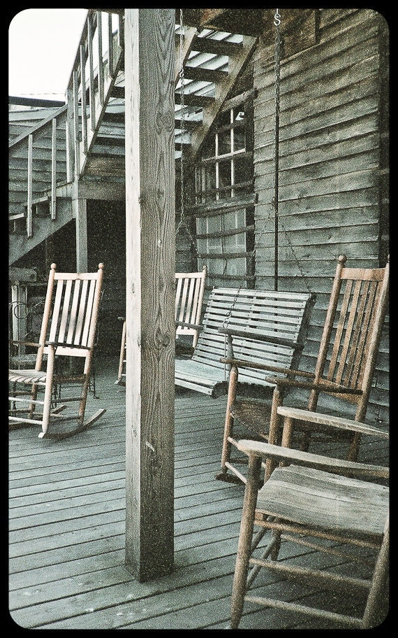 Astounding Country Porch Photography Decor Rocking Chair Kitchen Art Lines Wood Rocking Weathered Swing Rustic Convergence Fine Art Photograph Inzonedesignstudio Interior Chair Design Inzonedesignstudiocom
