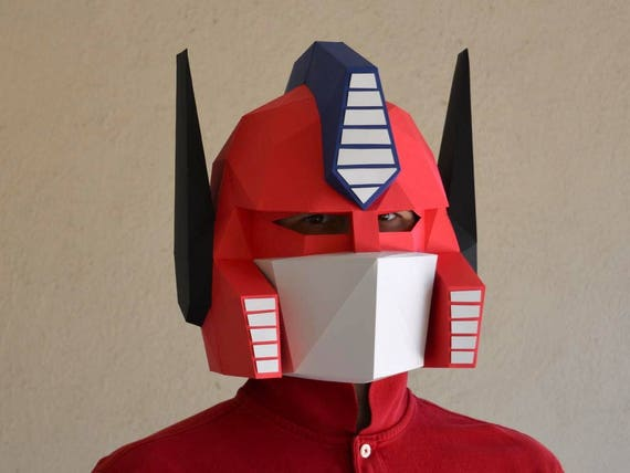 space robot mask template robot x1 build your own paper