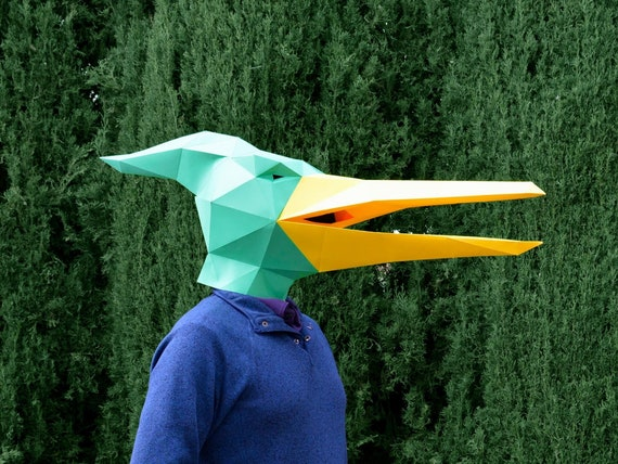 How to Make a Paper Dinosaur ♢ Origami Pterodactyl - YouTube | 428x570