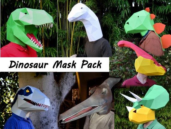 Dinosaurier Kostüm Muster Machen Ihre eigenen | Etsy