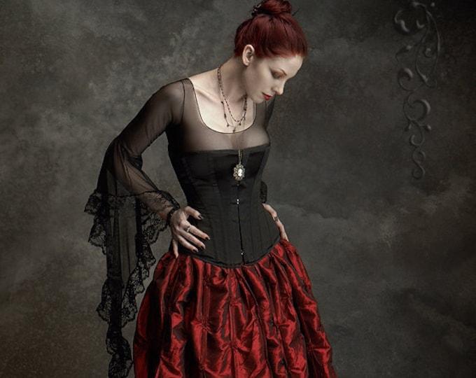 Isabella Romantic Gothic Vampire Skirt