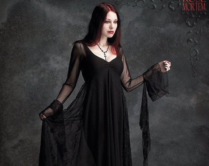 Juliet Tragic Fairy Tale Romantic Gothic Wedding Dress