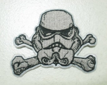 Free shipping STAR WARS STORMTROOPER Patch Badge B
