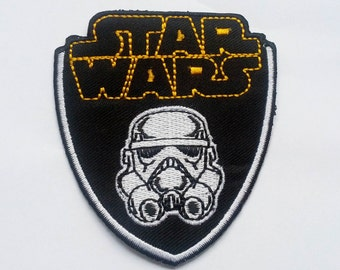 STAR WARS STORMTROOPER Patch Badge