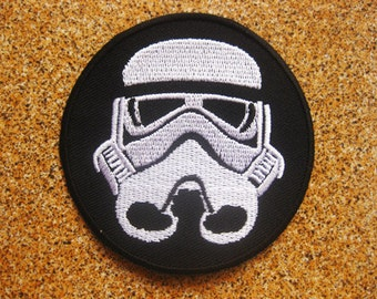 Free shipping STAR WARS STORMTROOPER Patch Badge