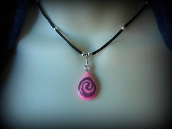 Magic Glow In The Dark Pendant Moana Necklace Cosplay Luminous Gift Jewelry