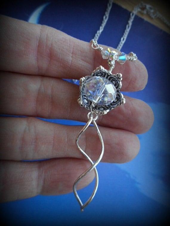 Final Fantasy Serah Farron Engagement Necklace Pendant Ff8 Etsy