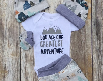 10009df2b7c Boys Coming Home Outfit