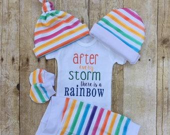 f9fd7ceef4e Rainbow Baby Shower Gift