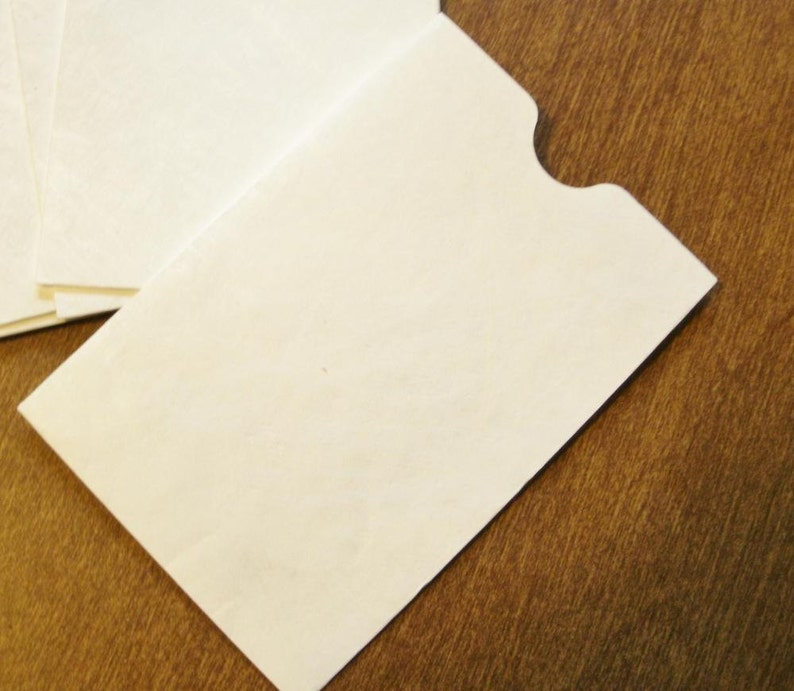 10 Tyvek envelopes credit card envelopes