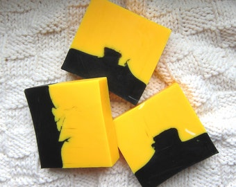 Sandalwood Shea Butter and Glycerin Soap