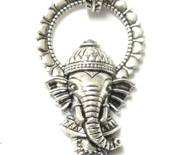 Beautiful Ganesha pendant - CP008 - custom design copyright Nepalbeadshop