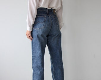 Vintage Bennetton MOM Jeans Straight Leg W29 L30