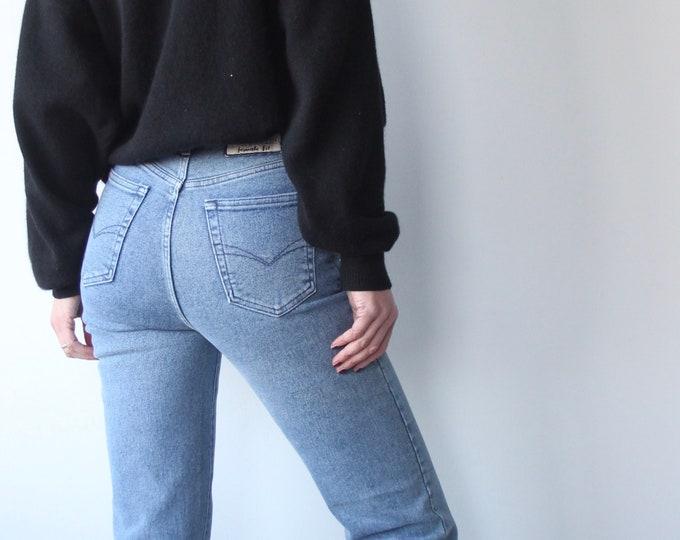 Vintage Blue Vagabond Slim High Waist Jeans