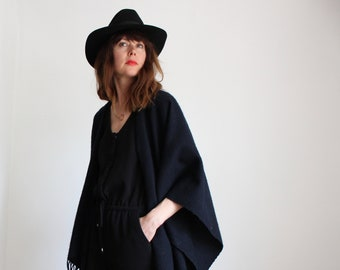 Black Fedora Laird & Co Hat
