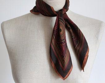 Vintage Silk Jacqmar Scarf