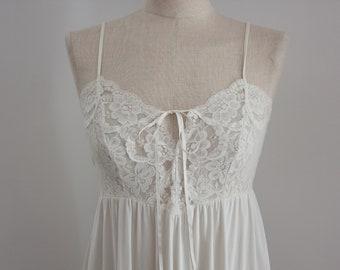Lace Night Dress