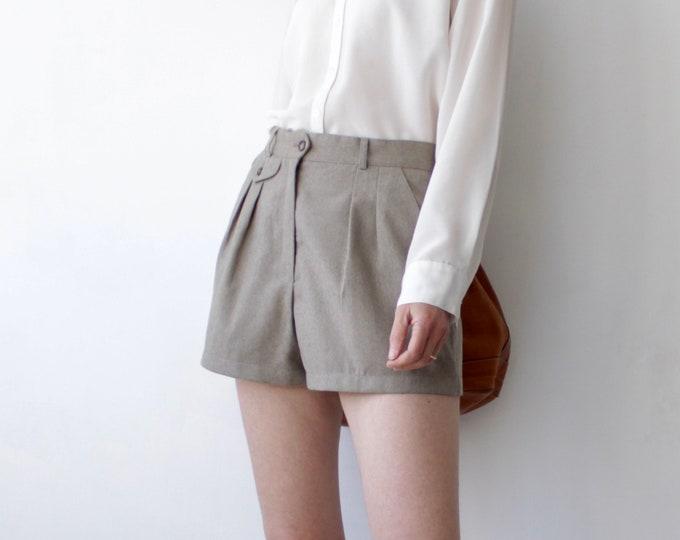 Featured listing image: Vintage Liz Claiborne Pure Wool Shorts