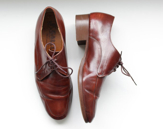 Featured listing image: Vintage Brogues Oxfords Lace Ups Size UK 7.5
