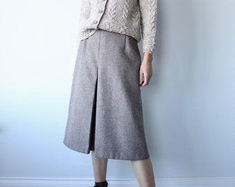 Vintage St Michael A-Line Skirt
