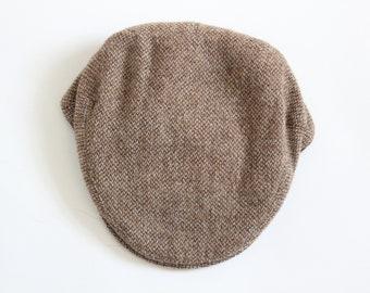 Vintage Tweed Flat Cap