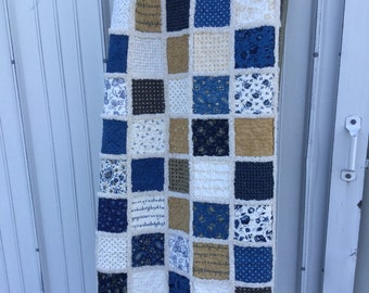 Lexington Chenille-It Quilted Throw