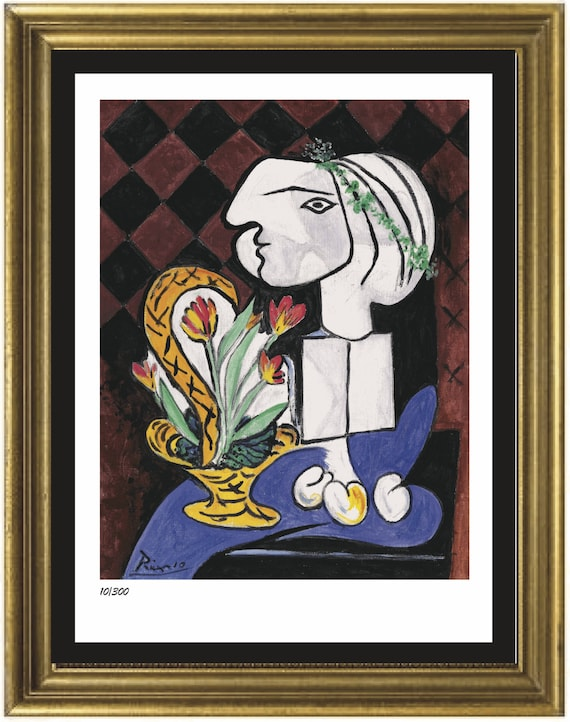 Pablo Picasso Limited edition 70x50 cm lithograph