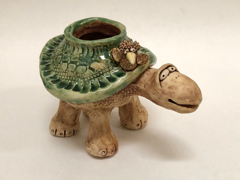 Turtle Planter image 0