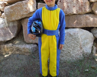 Race Car Costume Etsy