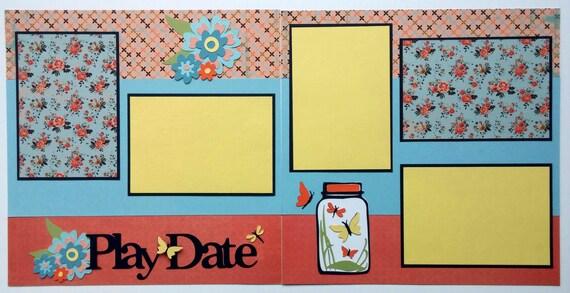 Dating scrapbook layouts