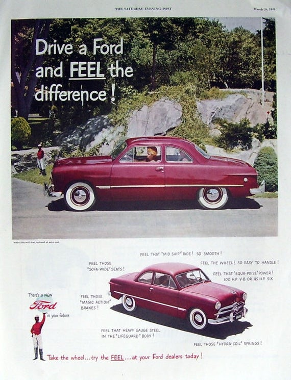 classic and vintage magazines page
