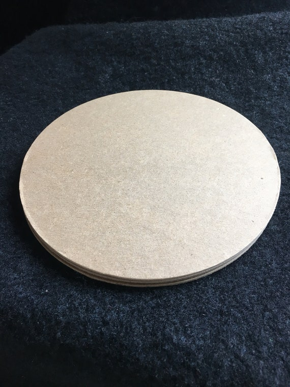 1-inch Chipboard Square Die Cuts-Square Blanks-Unfinished-Decoration-Raw Chipboard-Small Square-Game Pieces-Game Prototype-Blank Surface