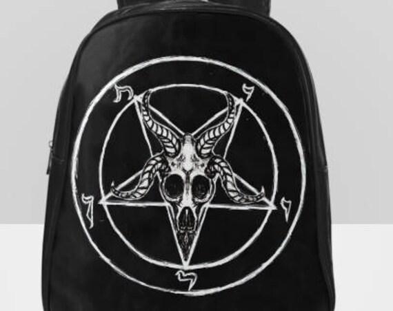 Sigil of Baphomet Backpack
