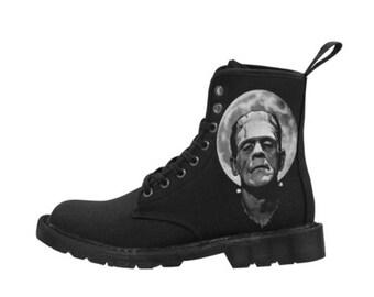 79e7daec78d2 Frankenstein boots Ladies