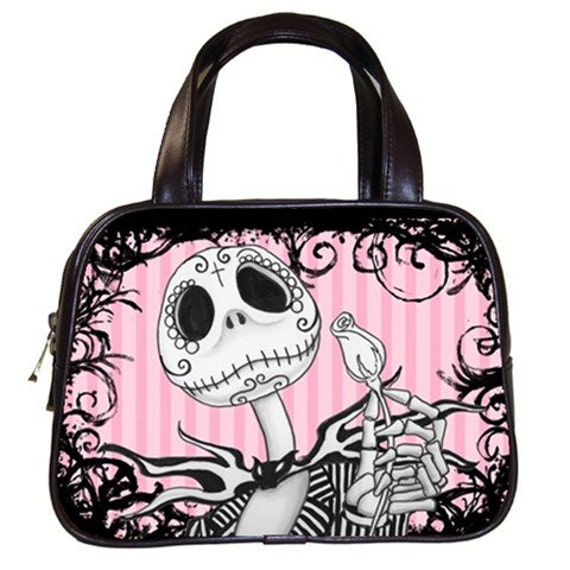 Jack Skellington Handbag