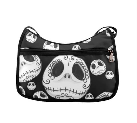 Jack Skellington Hobo Bag