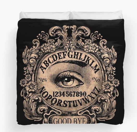 Ouija Board mystic eye Comforter