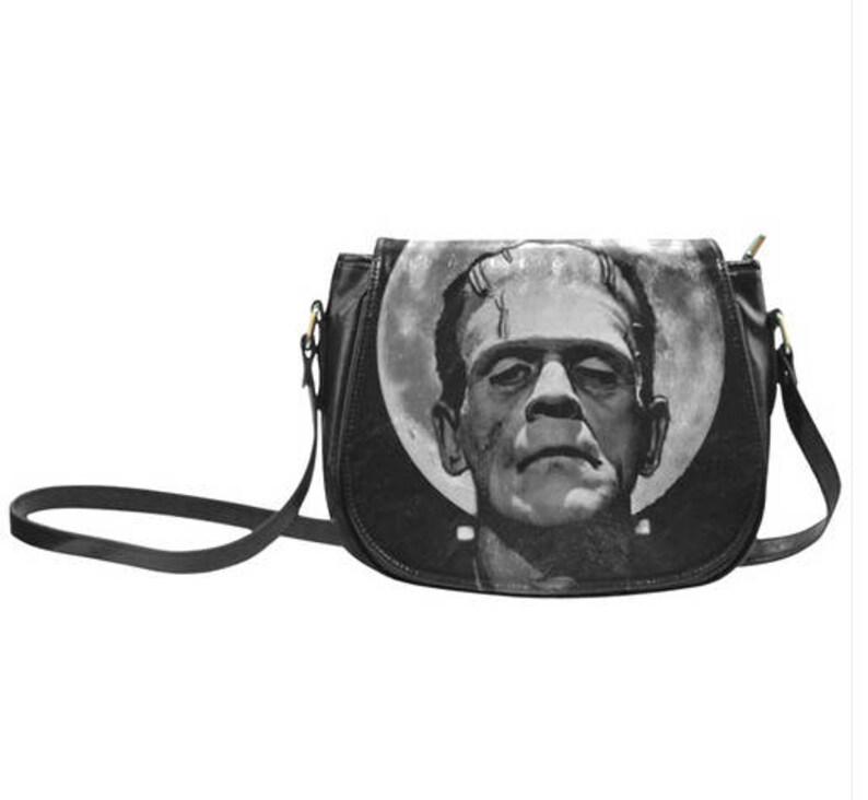 Frankenstein Saddle bag image 1