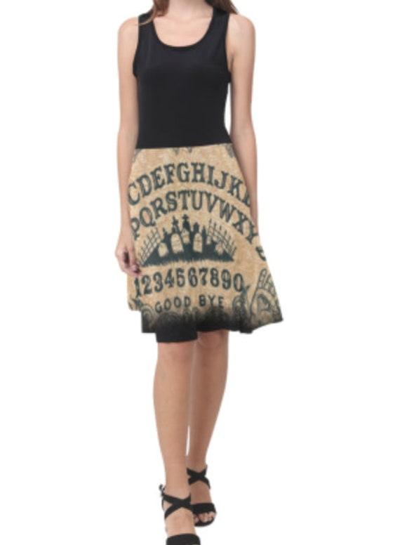 Ouija Board Sun Dress