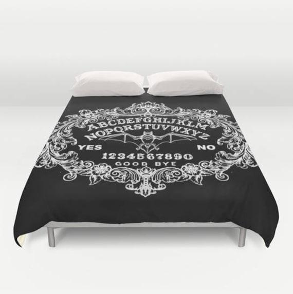 Ouija Board with Bat Comforter