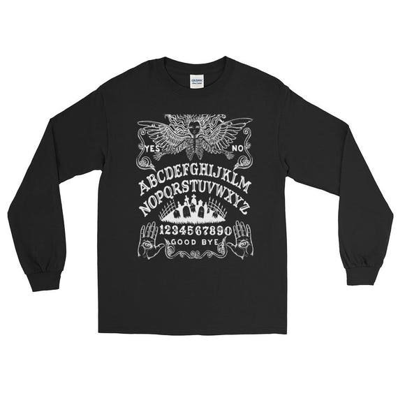 Ouija Board Long Sleeve T-Shirt