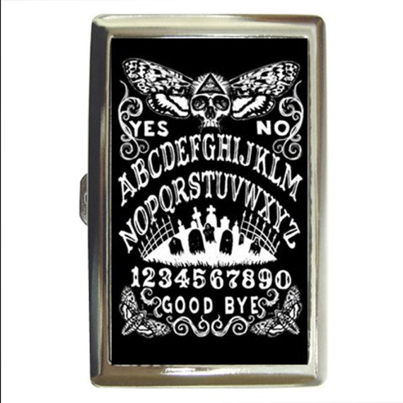 Death Head Moth Ouija cigarette case