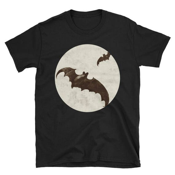 Bats Short-Sleeve Unisex T-Shirt