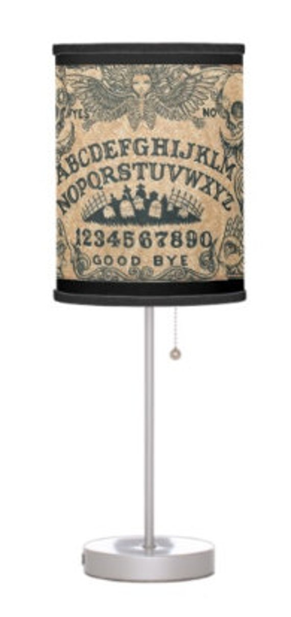 Ouija Board Table lamp