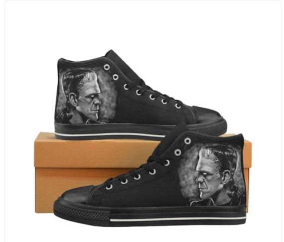 Frankenstein Gents High top shoes