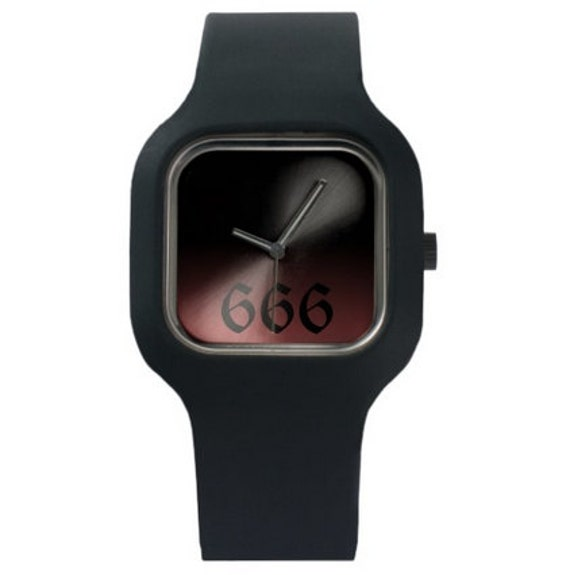666 Modify Wrist Watch