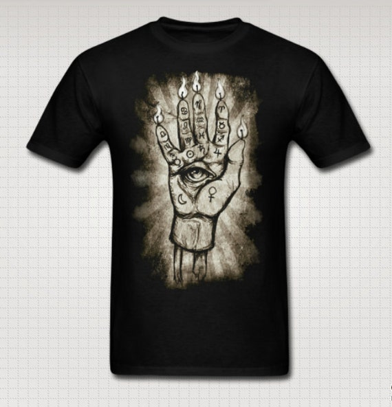 Hand of Glory T Shirt