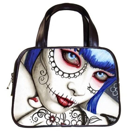 Sugar Skull Girl Handbag