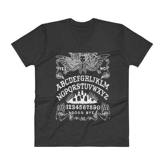 Ouija Board V-Neck T-Shirt